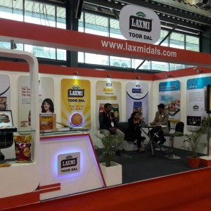 Laxmi Toor Dal at Vibrant Gujarat Global Trade Show 2017
