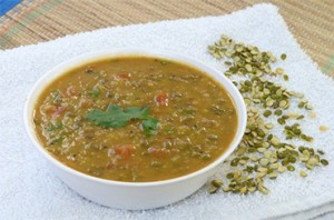 How to make whole moong dal?